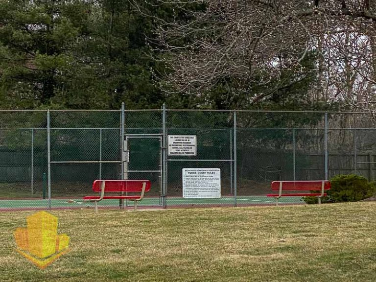 Brookwood Tennis Courts