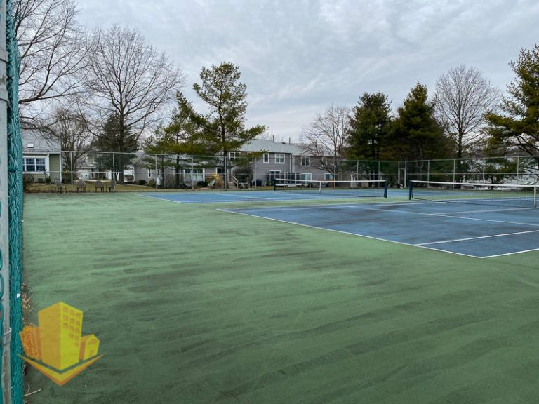Tinton Woods Tennis Courts