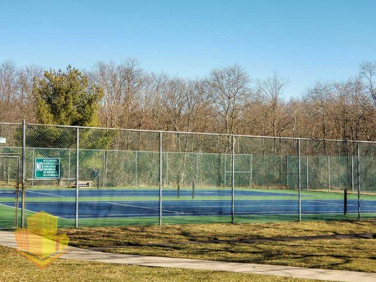Hidden Meadows Tennis Courts