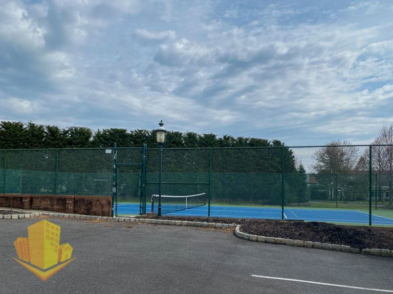 Alderbrook Tennis Court