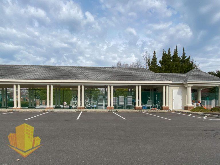 Alderbrook Pool Area