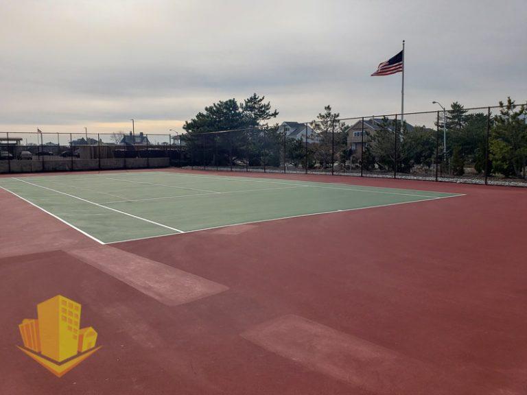 Admiralty Tennis Courts