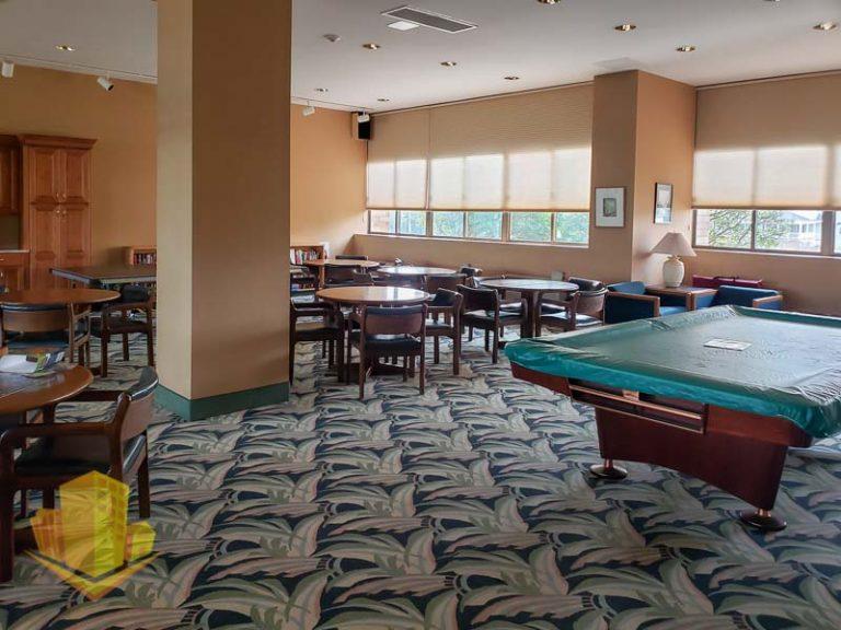 Admiralty Recreation Room