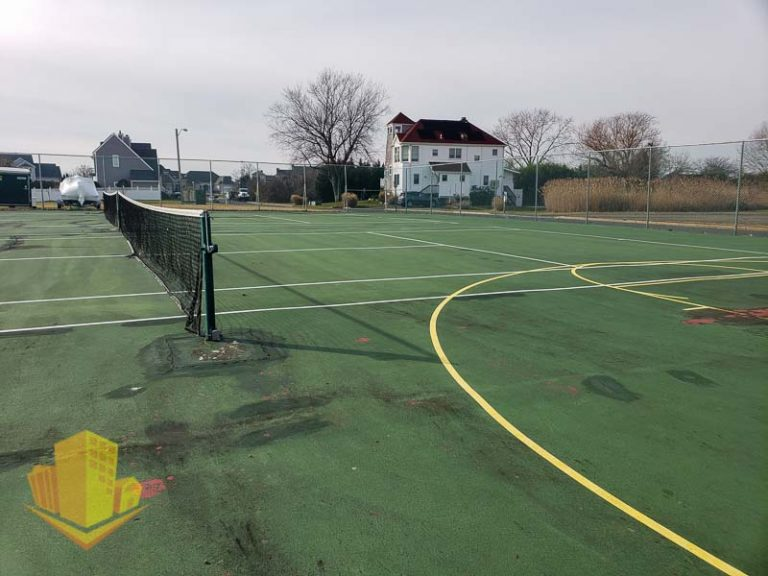 Sand Point North Recreations Courts
