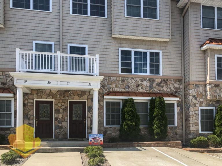 The Bluffs Townhomes