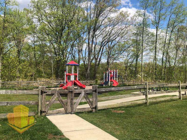 The Bluffs Playground