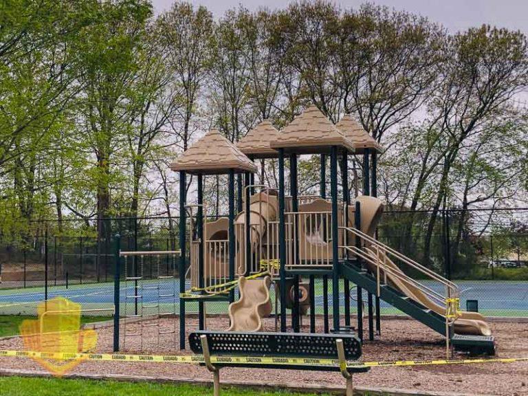 Wyndham Place Playground Facilities