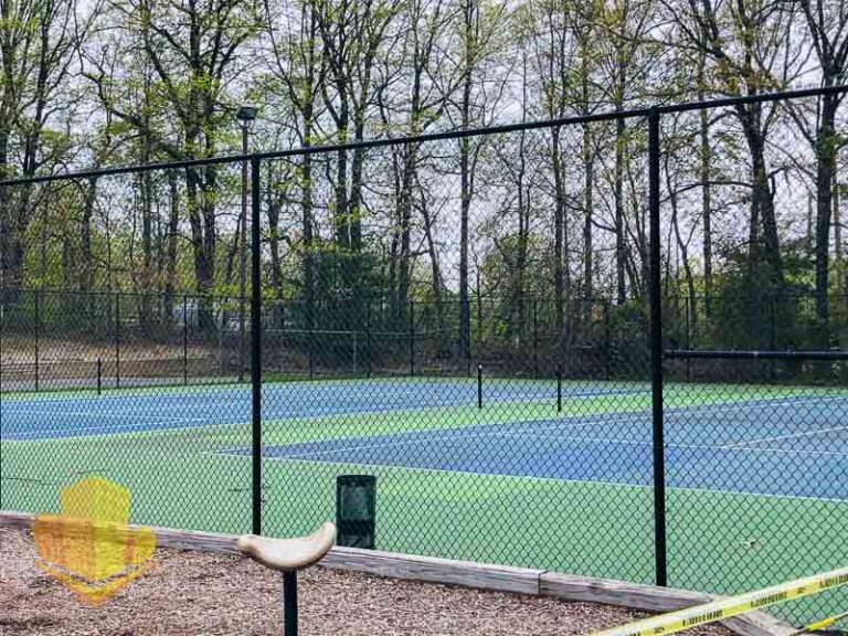 Wyndham Place Tennis Courts