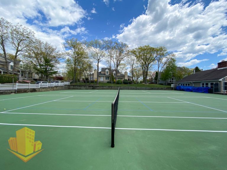 Barclay Woods Tennis Courts