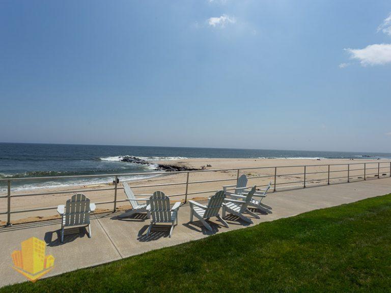 Deal Ocean Condo Boardwalk