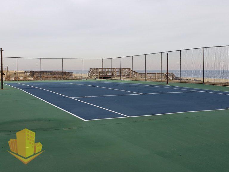 The Shores Tennis Court