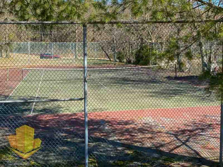 South Pointe Tennis Court