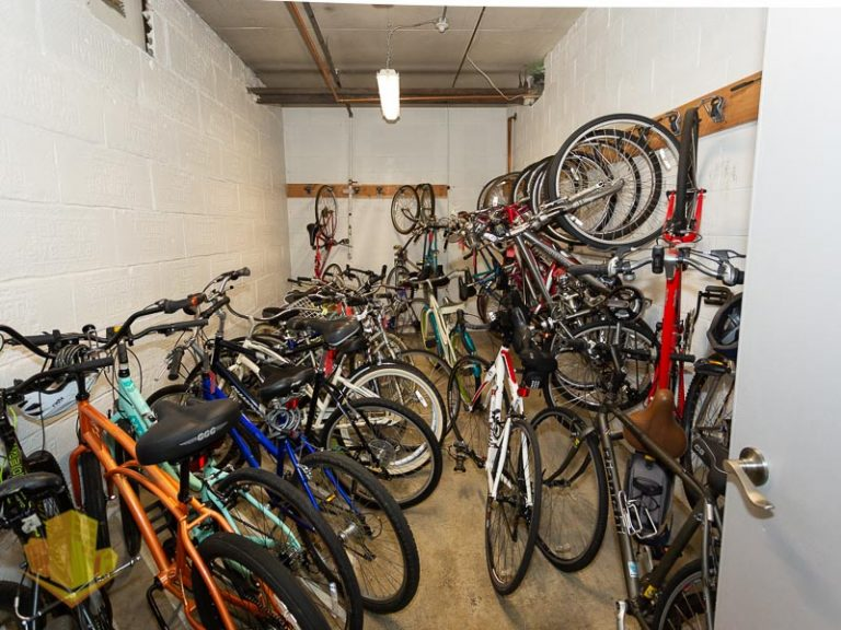 Harbour Mansion Bike Storage