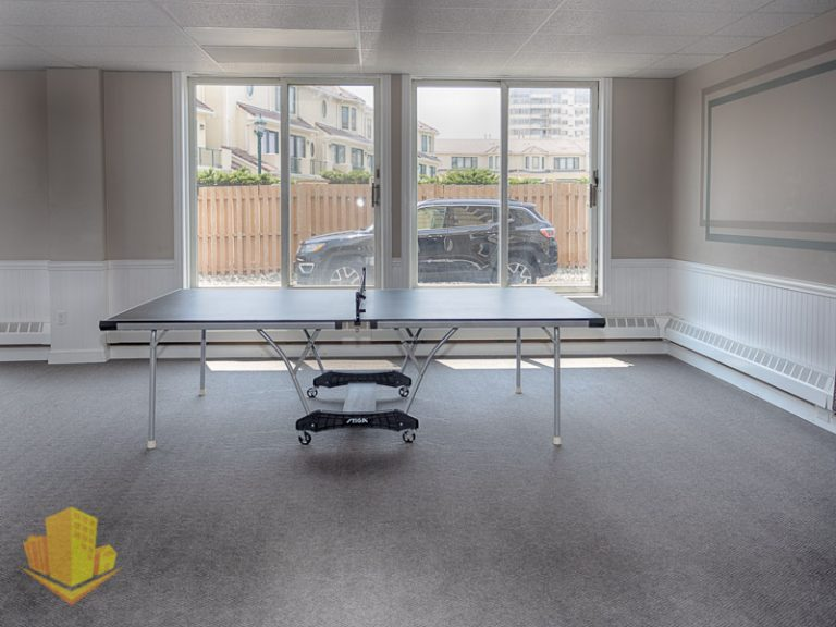 Harbour Mansion Ping Pong Table