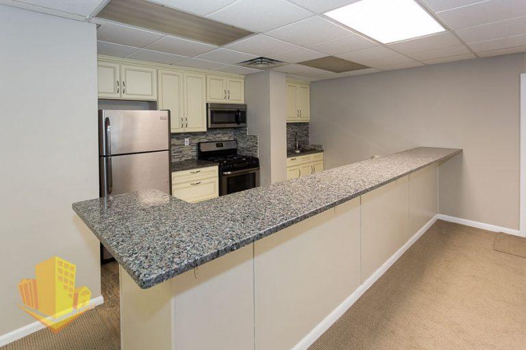 Harbour Mansion Activity Room Kitchen
