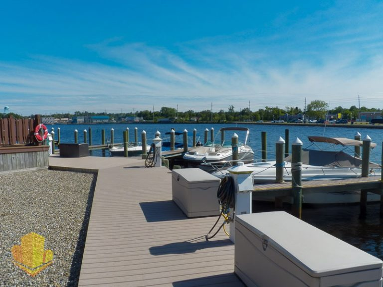 Boat Docks at Riverview Point