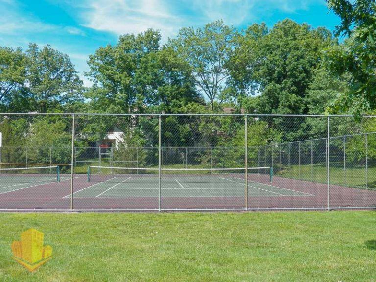 Saratoga Tennis Courts