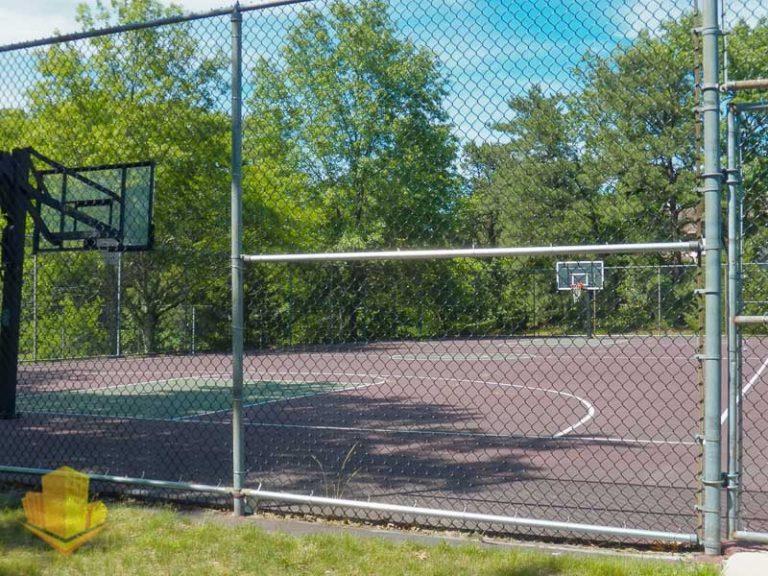 Saratoga Basketball Courts