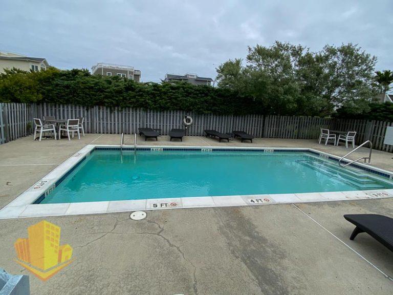 Community Pool at Tradewinds