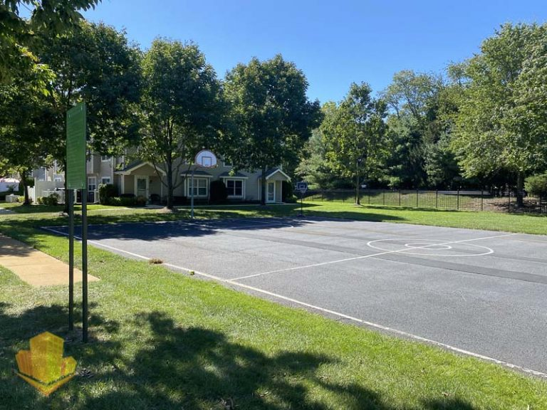 Adelphia Greens Basketball Court