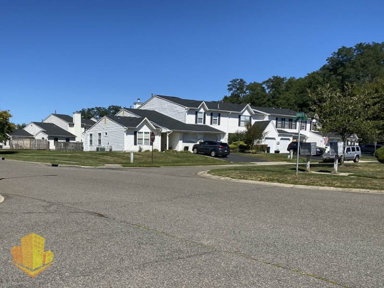 Moors Landing Townhomes and Ranch units