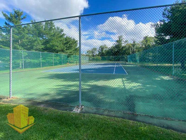 Ashford Manor Tennis Court