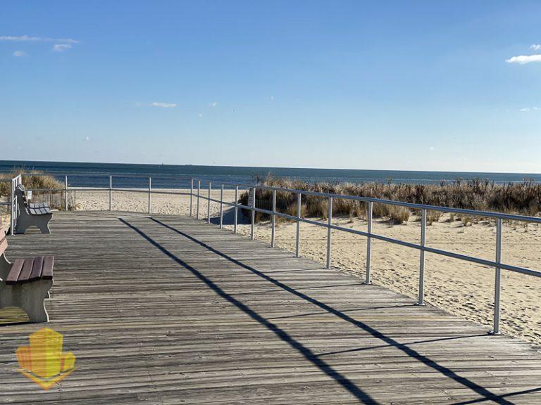 Bradley Beach Baordwalk