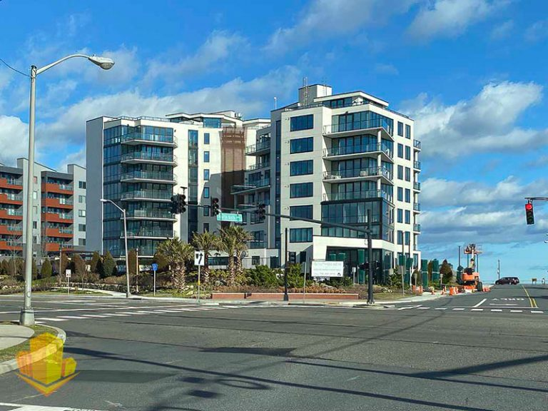 South Beach Highrise Condos - Long Branch